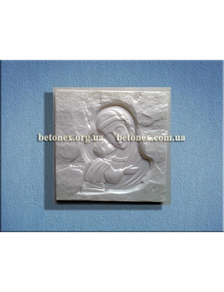 Форма барельефа, панно КОД 11.02 - Икона