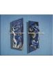 Форма барельєфа, панно КОД 11.28 - Торс жіночий