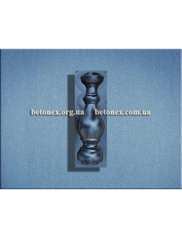 Форма балюстради КОД 13.01 - балясина 465 мм