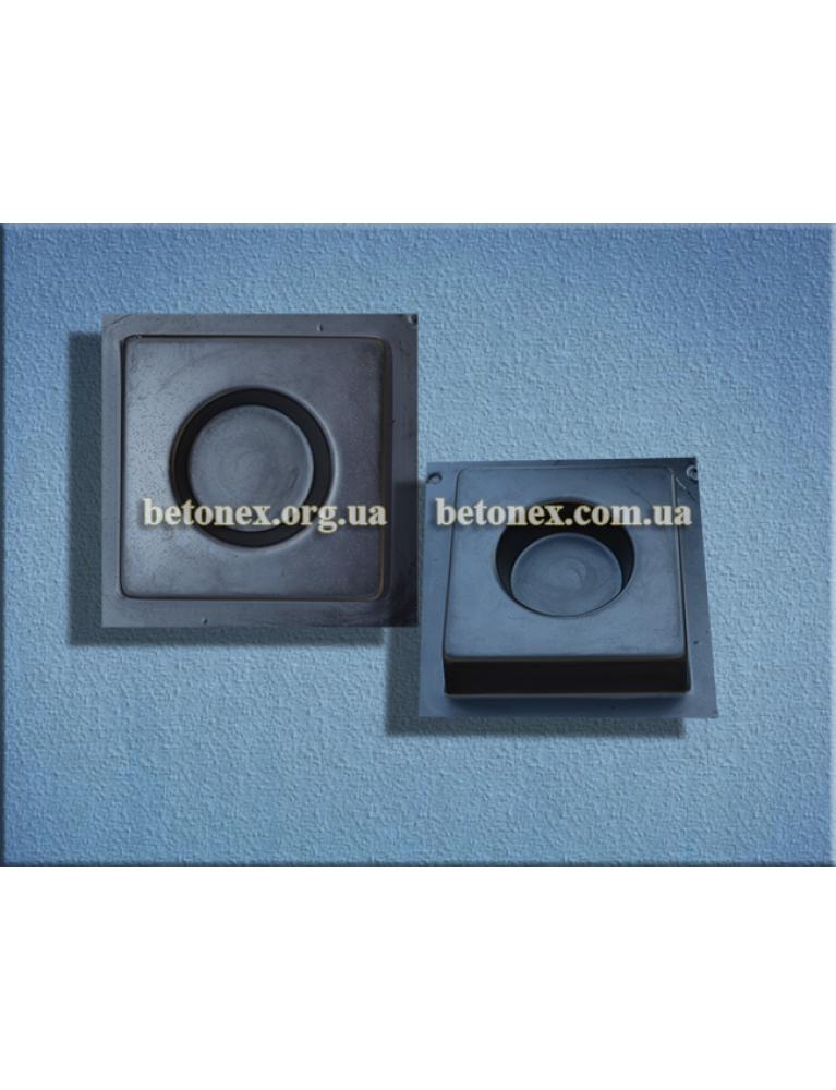 Форма балюстради КОД 13.03 - чашка балясини