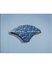 Форма тротуаной плитки КОД 2.19 - 405х230х30 мм