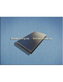 Форма плитки тротуарної КОД 2.45 - 500х250х44 мм
