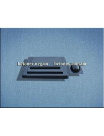 Форма накриття на стовп КОД 6.1.01 - 310х450 мм