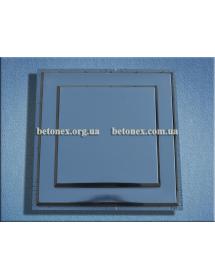 Форма накриття на стовп КОД 6.1.01 - 580х580 мм