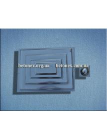 Форма накриття на стовп КОД 6.1.01 - 650х500 мм
