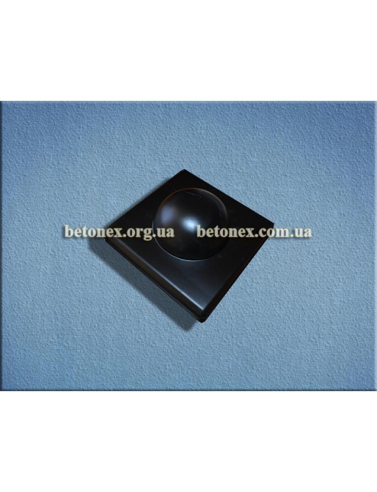 Форма накрытия на столб КОД 6.1.03 - 180