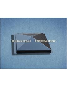 Форма накриття на стовп КОД 6.1.06 - 350х350 мм