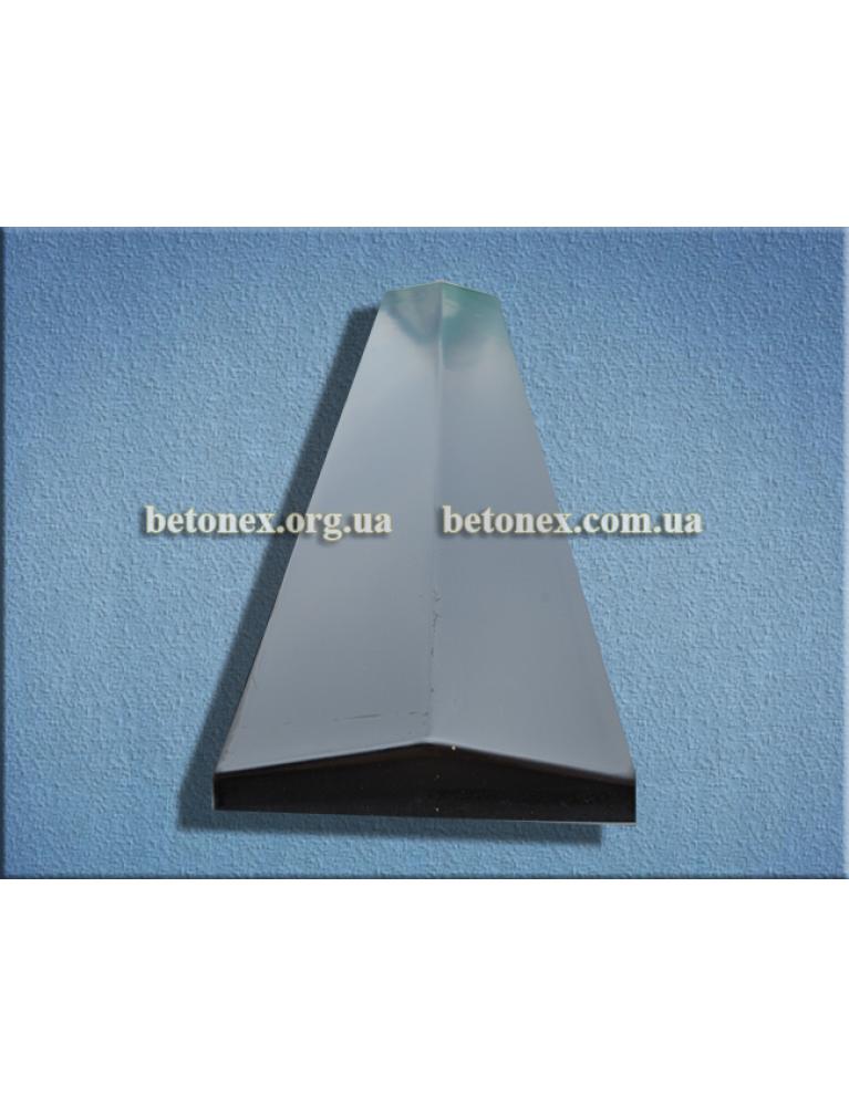 Форма накриття огорожі КОД 6.2.01 - 1000х170 мм