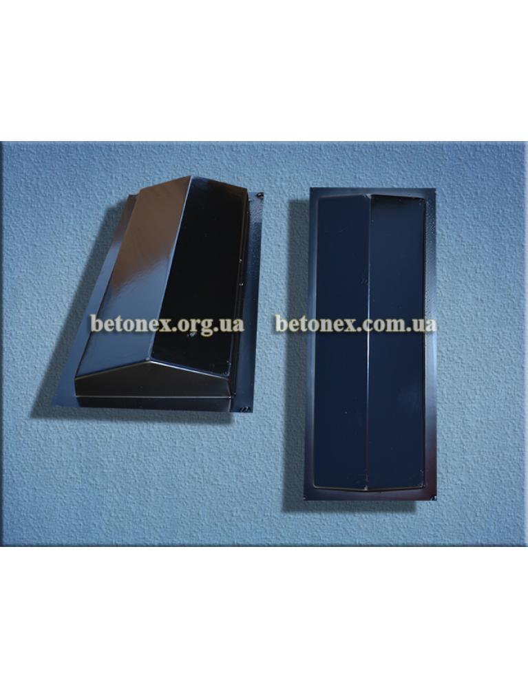 Форма накриття огорожі КОД 6.2.01 - 450х170 мм