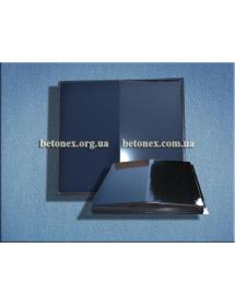 Форма накриття огорожі КОД 6.2.01 - 495х543 мм