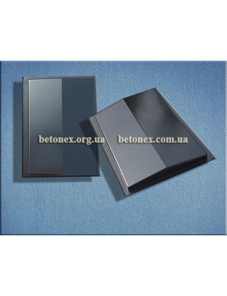 Форма накриття огорожі КОД 6.2.01 - 500х350 мм