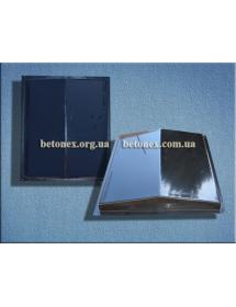 Форма накриття огорожі КОД 6.2.01 - 500х425 мм