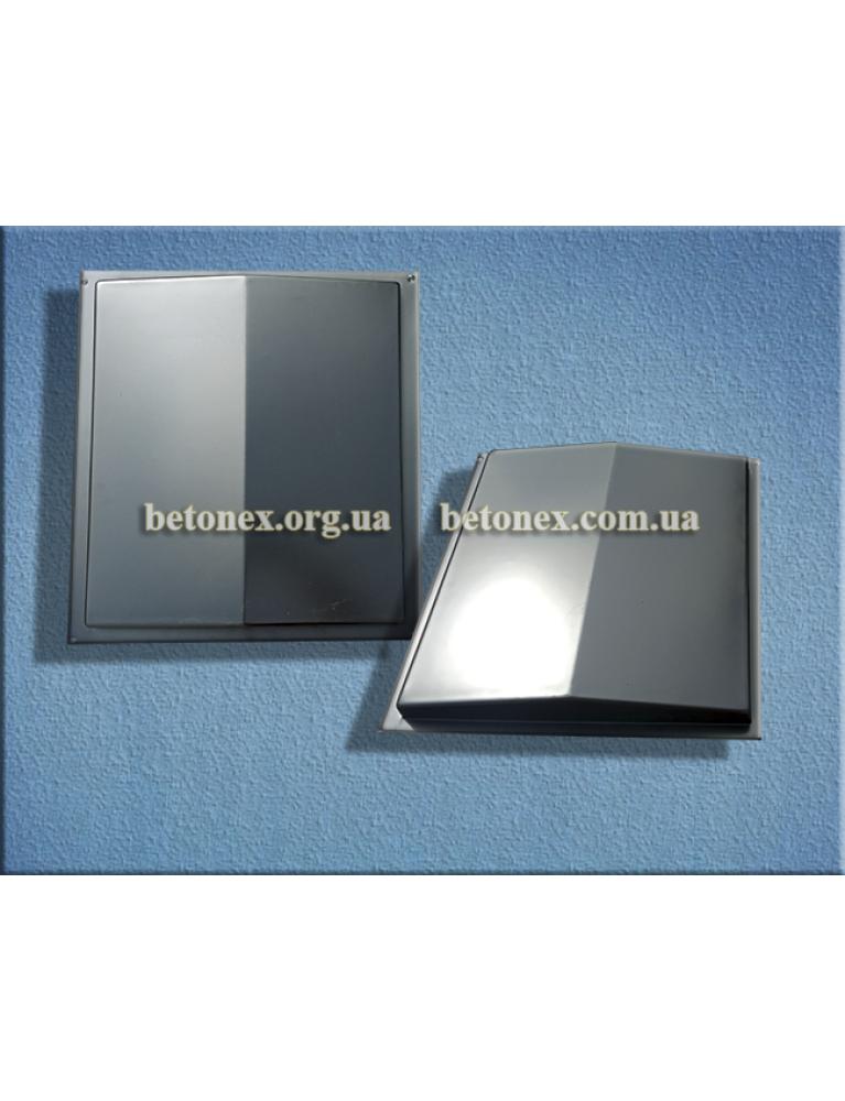Форма накриття огорожі КОД 6.2.01 - 500х450 мм