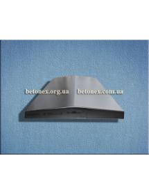 Форма накриття огорожі КОД 6.2.01 - 895х513 мм