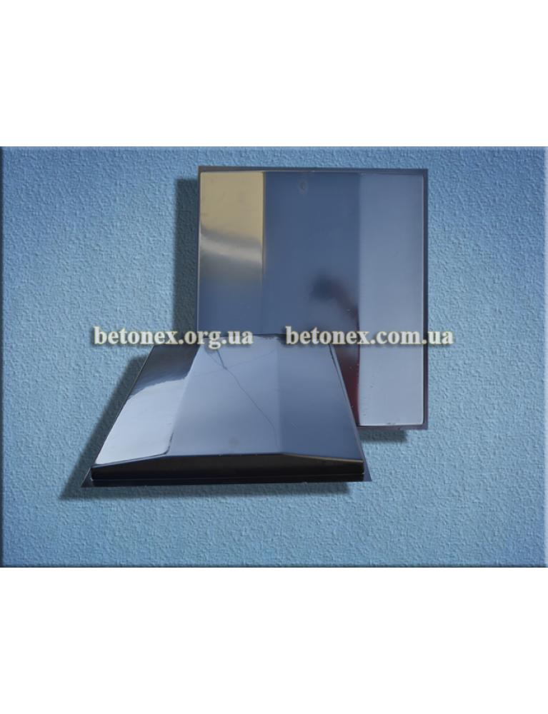 Форма накриття огорожі КОД 6.2.11 - 500х450 мм