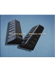 Форма накриття огорожі КОД 6.2.14 - 605х185 мм