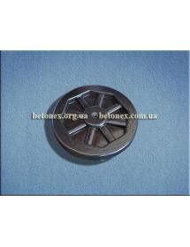 Форма садового декора КОД 9.05 - Декоративное колесо