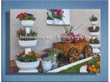 Вироби із форм для квітників та урн